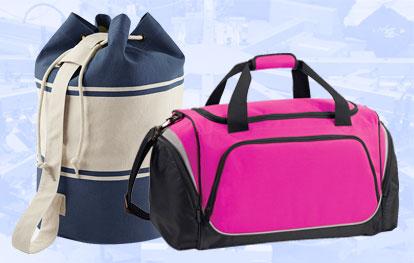 Holdalls, Kit Bags & Duffle Bags