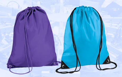 Drawstring Bags & Gymsacs