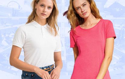Ladies' Organic Clothing