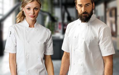 Chef's Jackets & Tunics