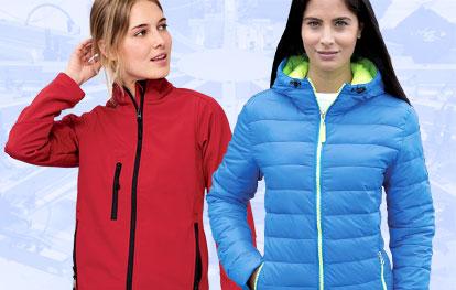 Ladies' Jackets & Coats