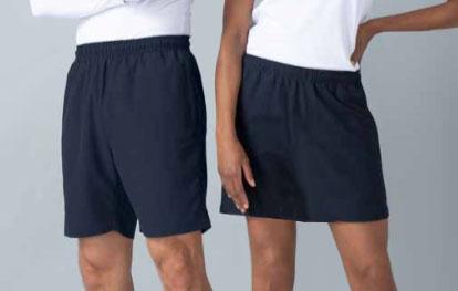 Sports Shorts & Skorts