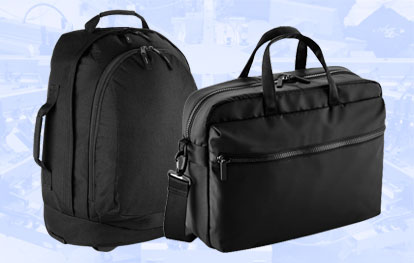 Briefcases, Laptop Bags & Luggage