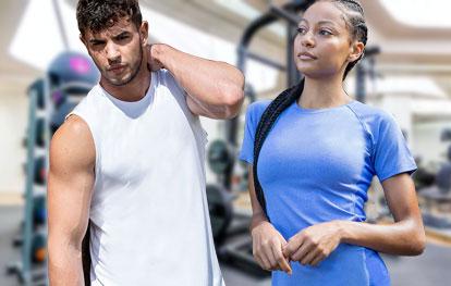 Sports T-Shirts & Vests