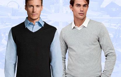 Men's Corporate Knitwear