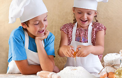 Children's Catering Clothing