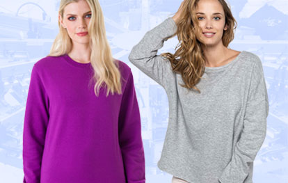 Ladies' Sweatshirts